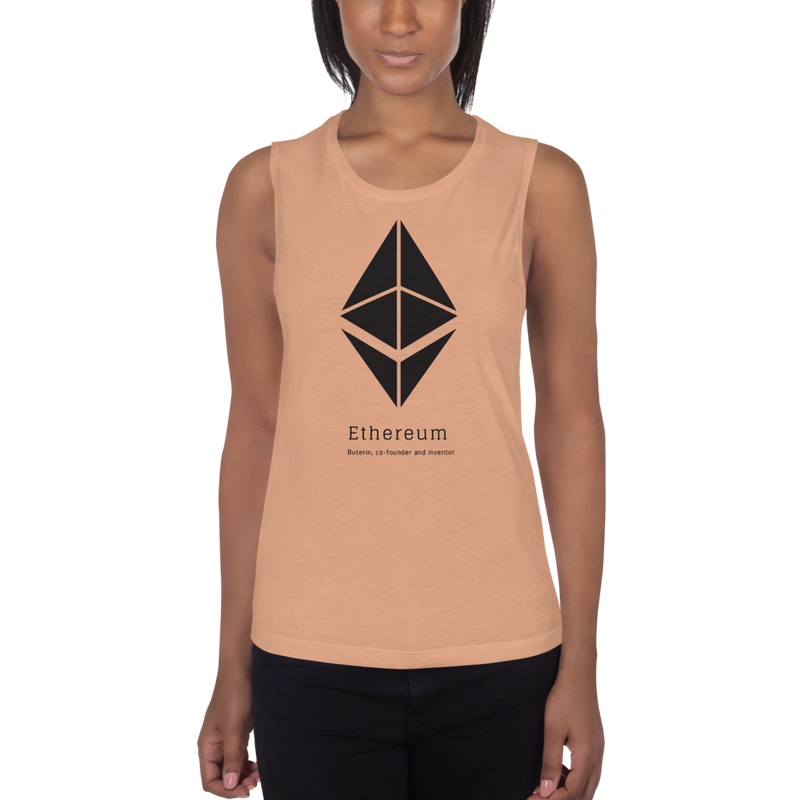 Buterin, co-founder and inventor – Women's Sports Tank