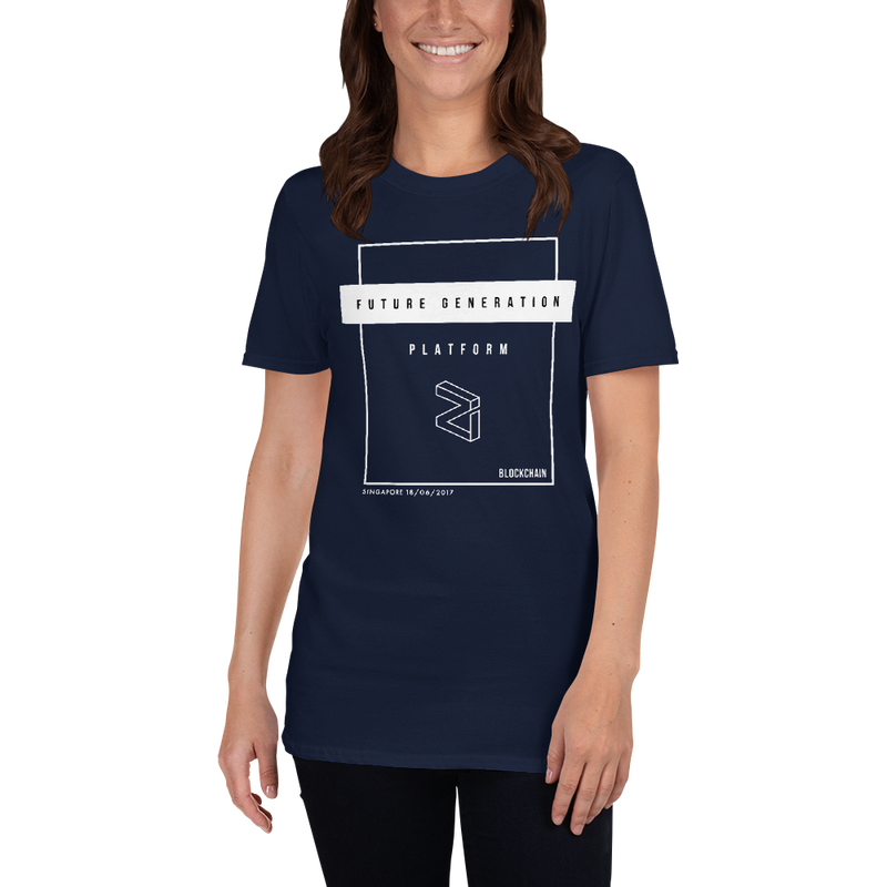 Future generation (Zilliqa) – Women's T-Shirt