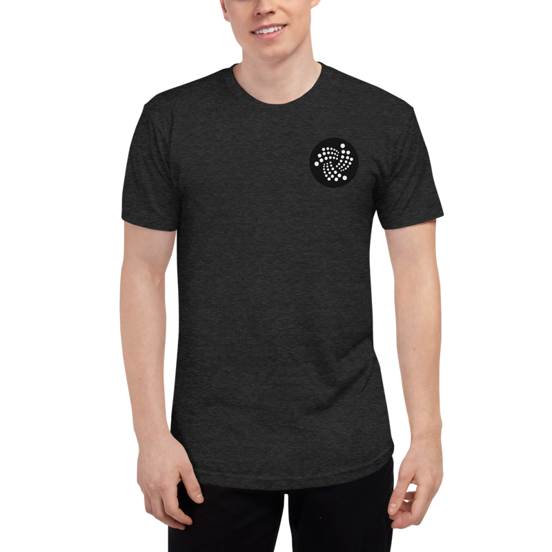Iota logo - Men's Track Shirt