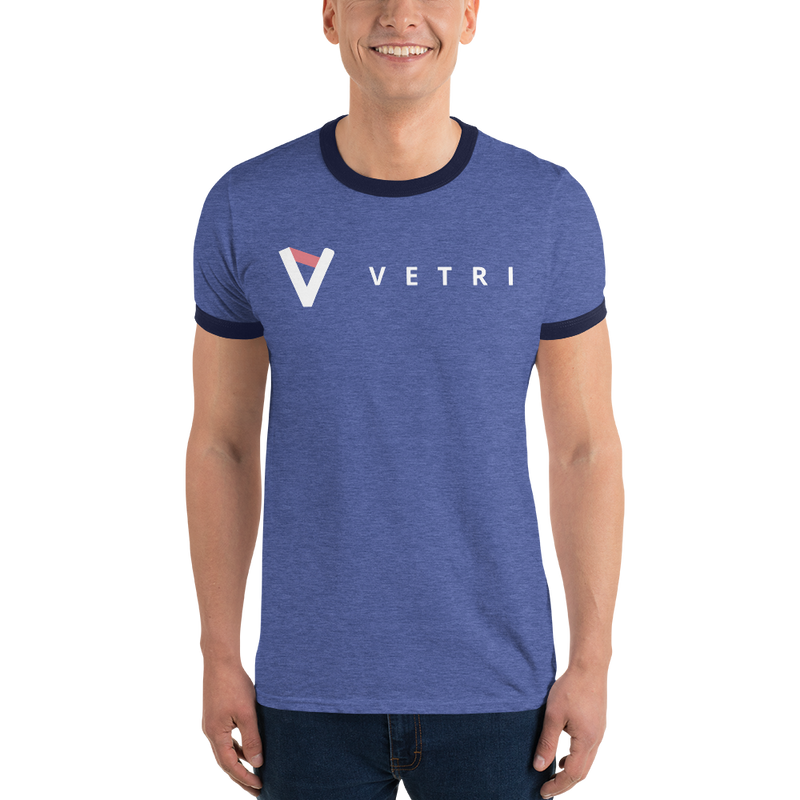 Vetri – Men's Ringer T-Shirt