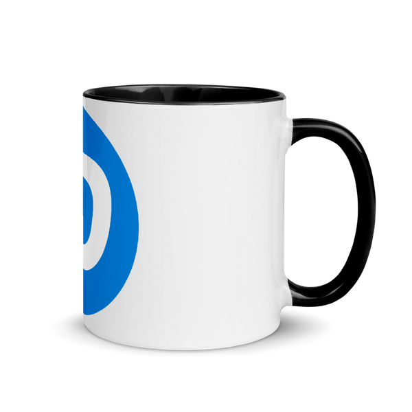 Dash Mug with Color Inside