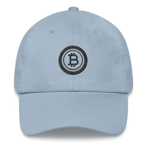 Bitcoin black - Baseball Cap