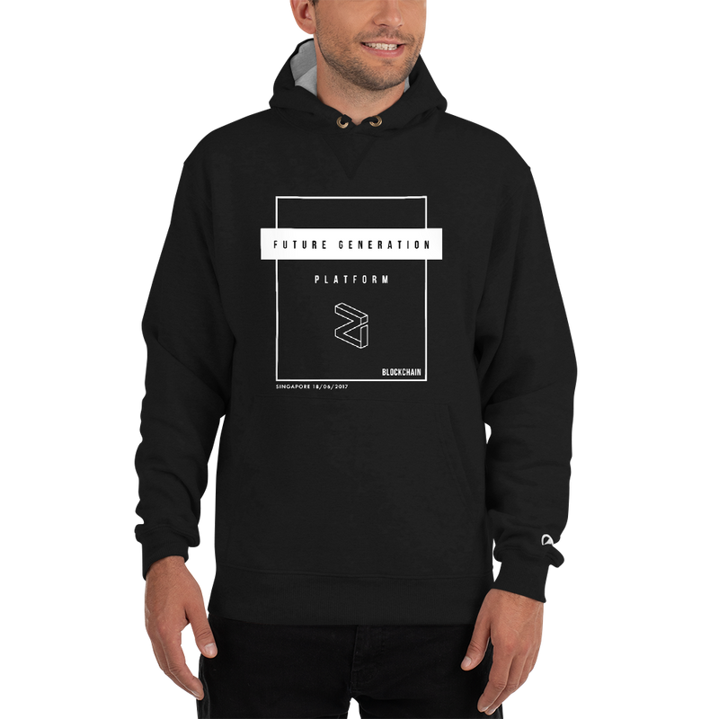 Future Generation (Zilliqa) – Men's Premium Hoodie