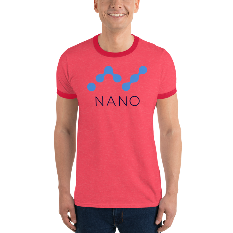 Nano – Men's Ringer T-Shirt