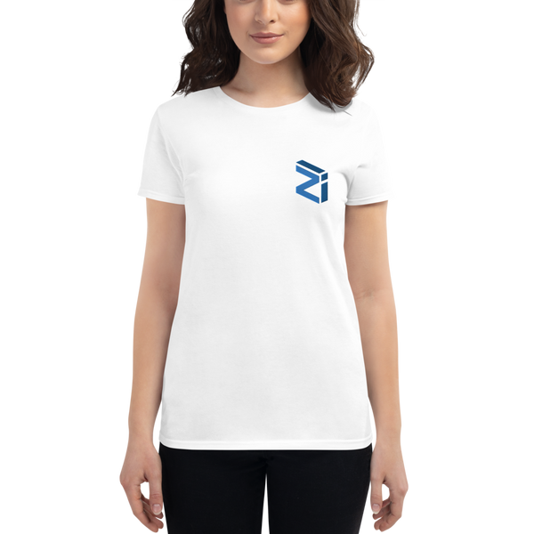 Zilliqa – Women's Embroidered Short Sleeve T-Shirt