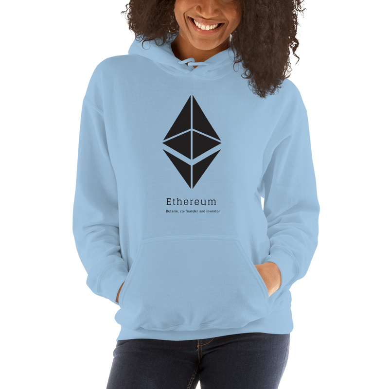 Buterin, co-founder and inventor – Women's Hoodie