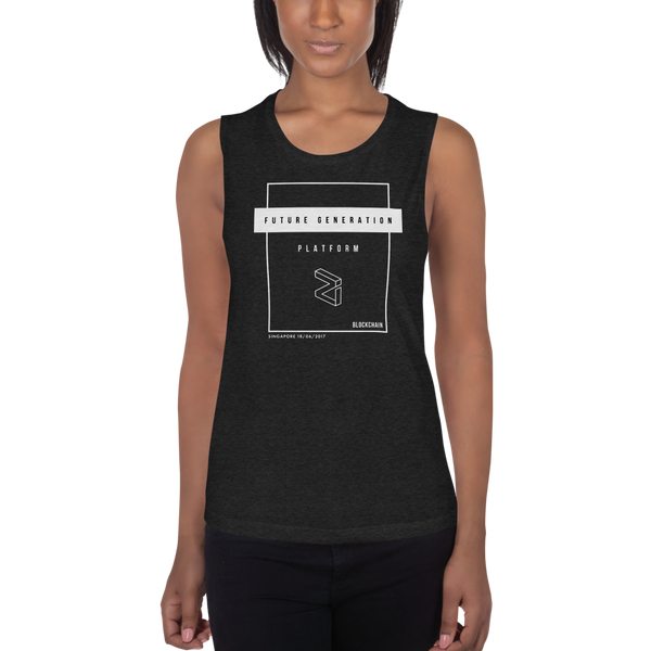 Future generation (Zilliqa) – Women's Sports Tank