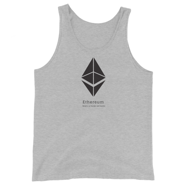 Buterin, co-founder and inventor - Men's Tank Top