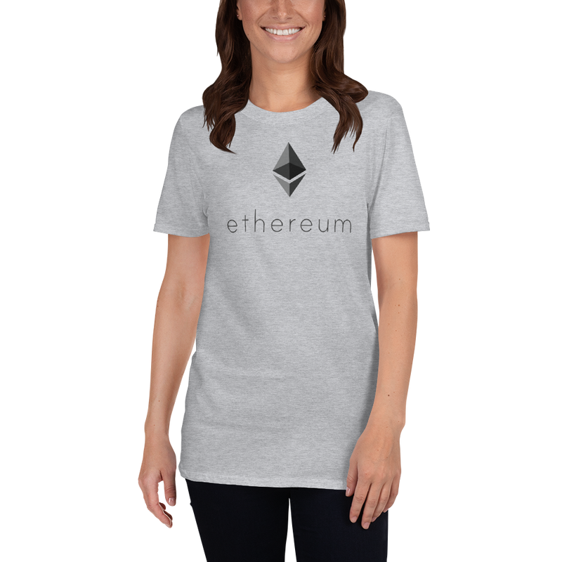 Ethereum logo - Women's T-Shirt