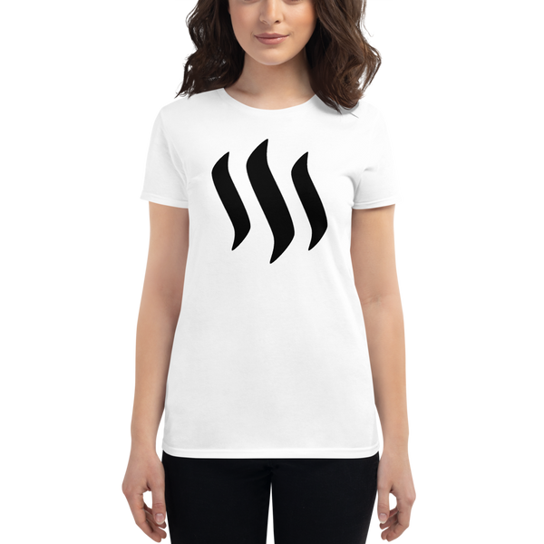 Steem - Women's Short Sleeve T-Shirt