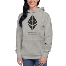 Buterin, co-founder and inventor – Women's Pullover Hoodie