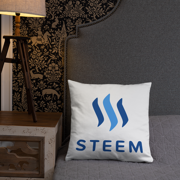 Steem - Pillow