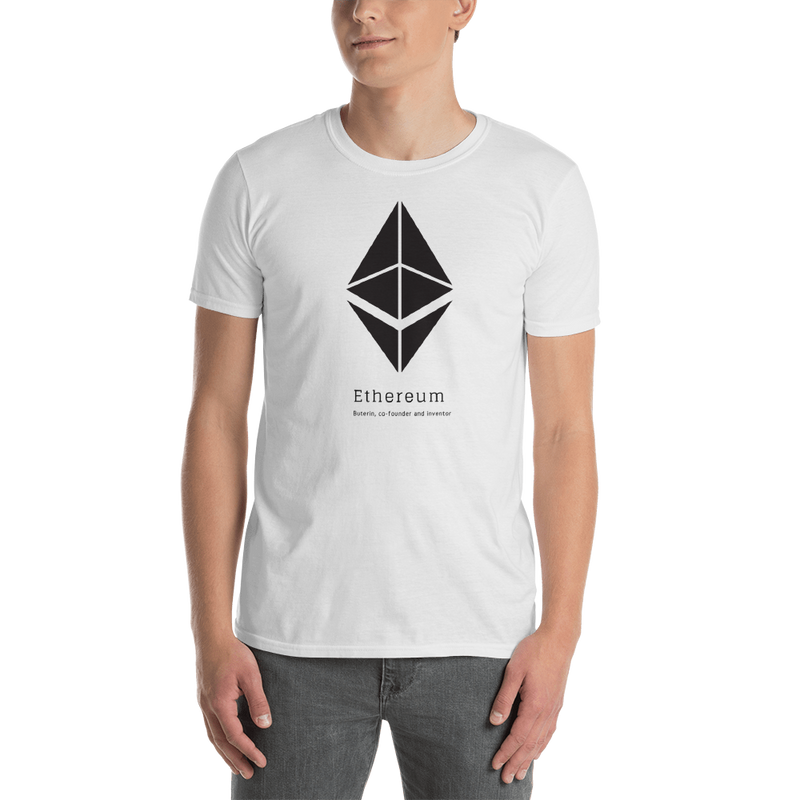 Buterin, co-founder and inventor - Men's T-Shirt