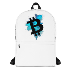 Bitcoin color splash - Backpack