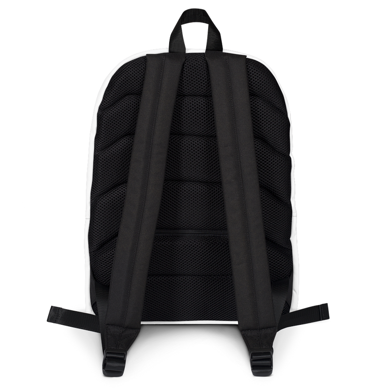 Ethereum line design - Backpack