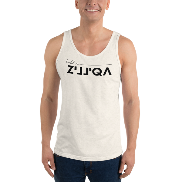 Build on Zilliqa – Men's Tank Top