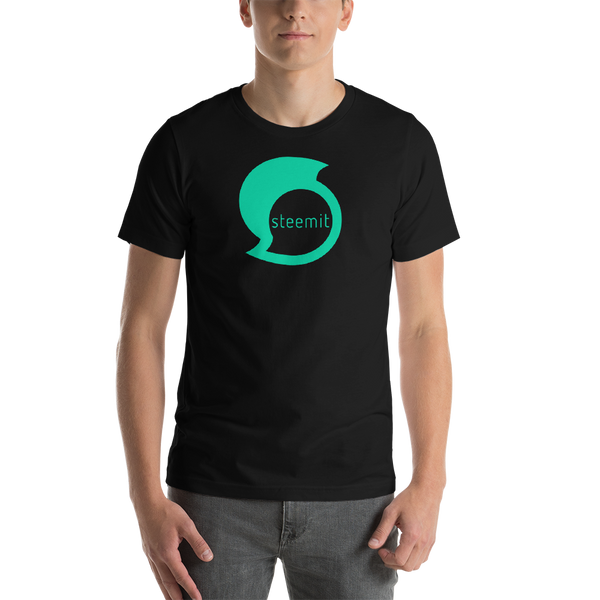 Steemit – Men's Premium T-Shirt