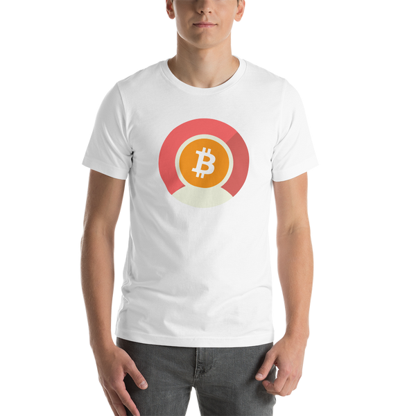 pBTC Short-Sleeve Unisex T-Shirt