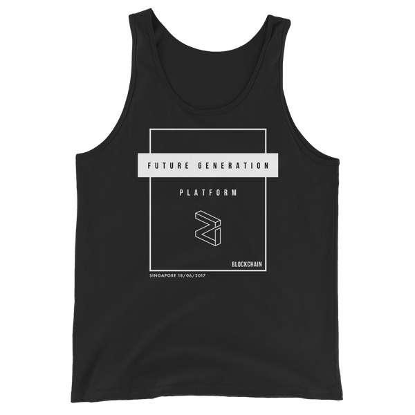 Future Generation (Zilliqa) – Men's Tank Top