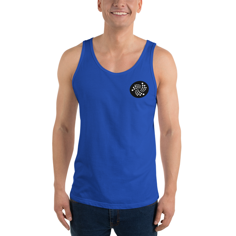 Iota logo - Men's Tank Top