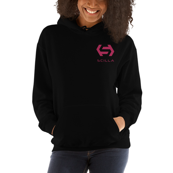 Scilla – Women's Embroidered Hoodie