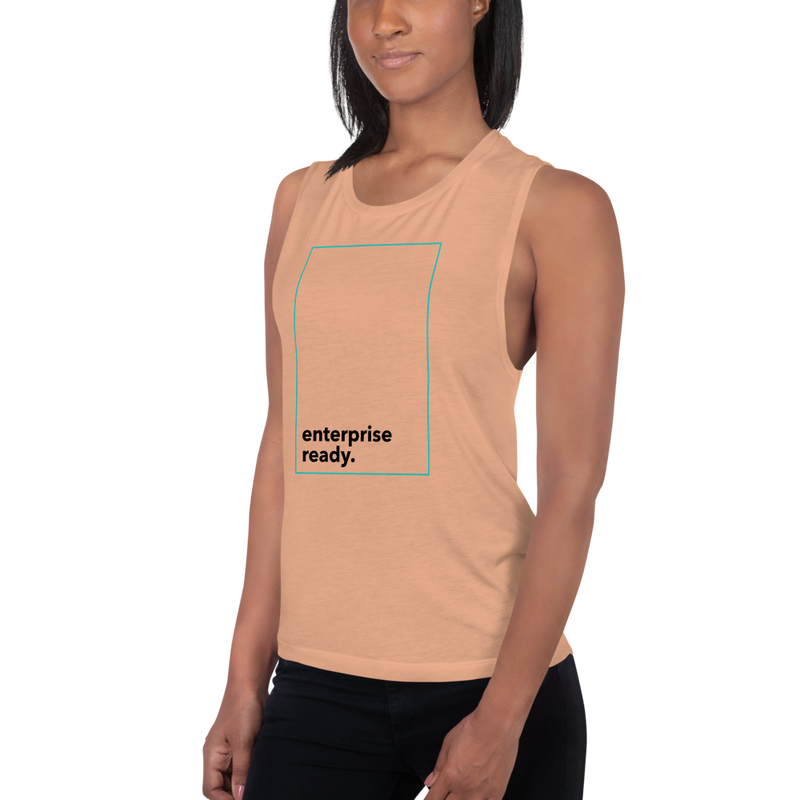 Enterprise ready (Zilliqa) – Women's Sports Tank