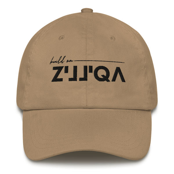 Build on Zilliqa - Baseball Cap