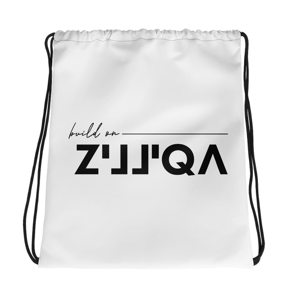 Build on Zilliqa - Drawstring Bag