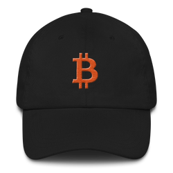 Bitcoin orange - Baseball Cap