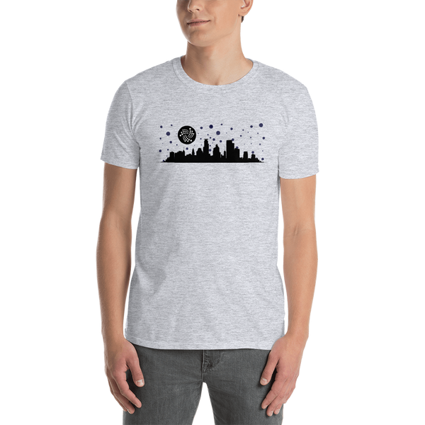 Iota city - Men's T-Shirt