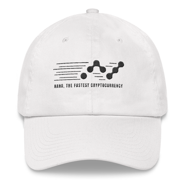 Nano, the fastest - Baseball Cap