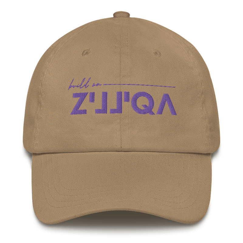 Build on Zilliqa – Baseball Cap