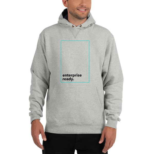 Enterprise Ready (Zilliqa) – Men's Premium Hoodie