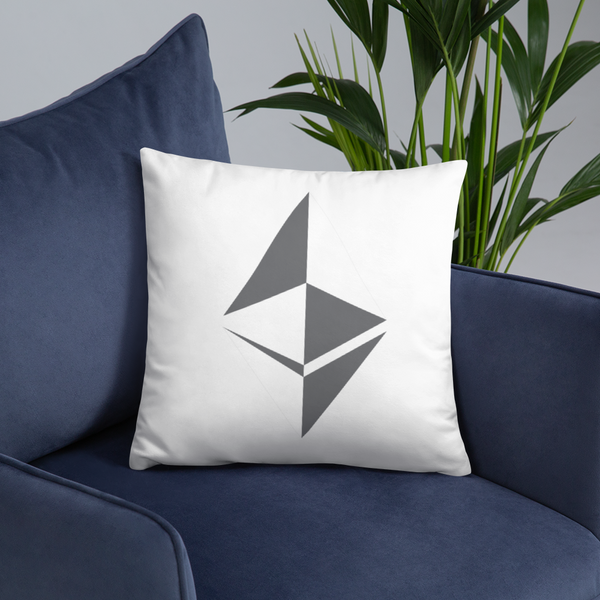 Ethereum surface design - Pillow
