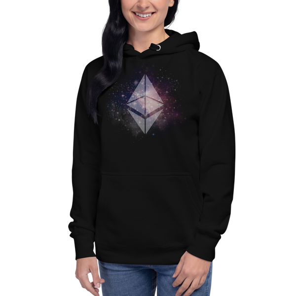 Ethereum universe – Women's Pullover Hoodie