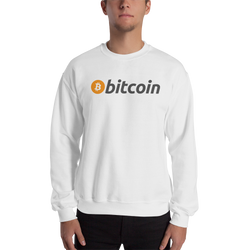 Bitcoin - Men's Crewneck Sweatshirt