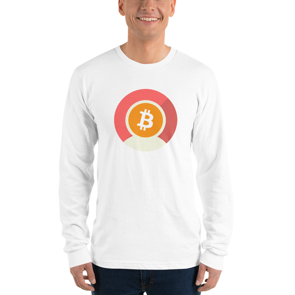 pBTC Long sleeve t-shirt