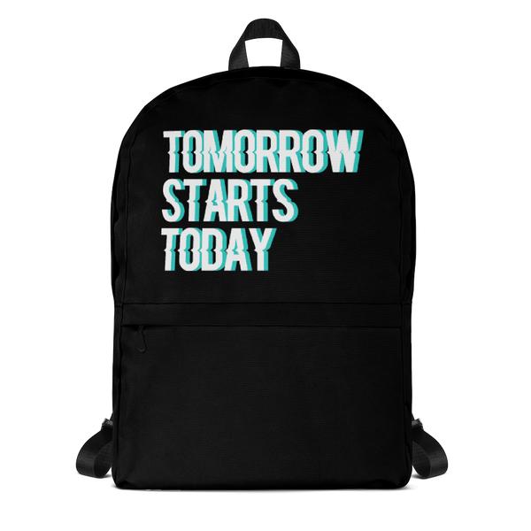 Tomorrow starts today (Zilliqa) - Backpack