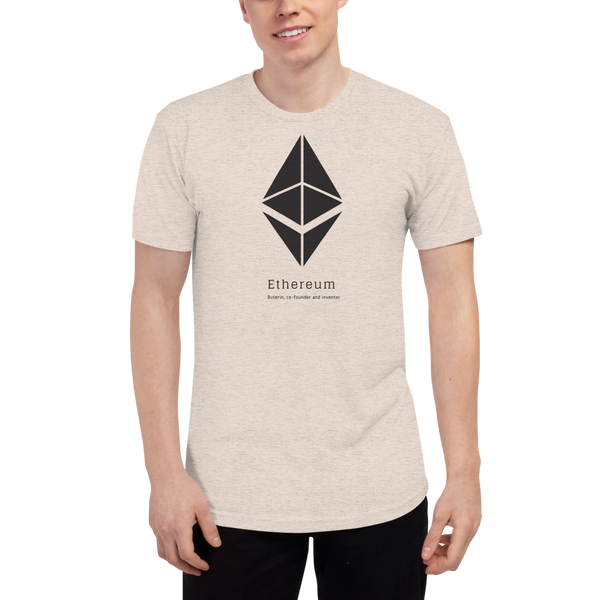 Buterin, co-founder and inventor - Men's Track Shirt