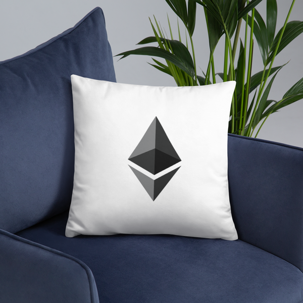 Ethereum logo - Pillow