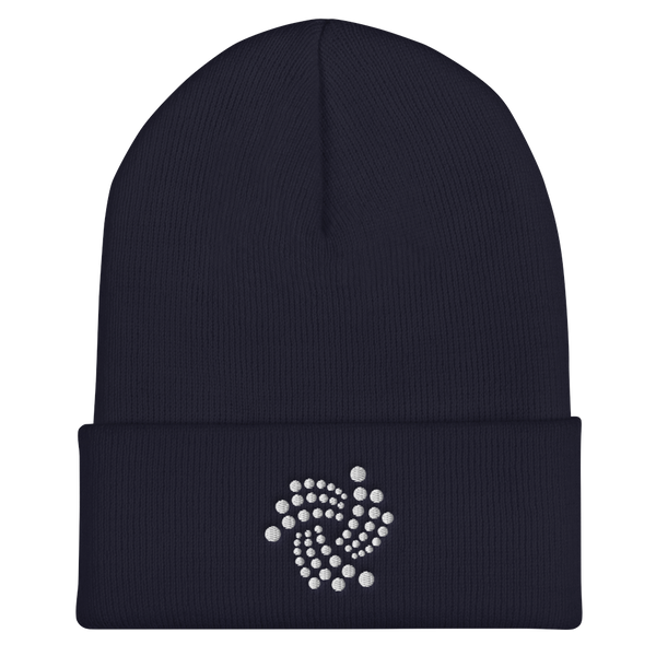 Iota floating - Cuffed Beanie