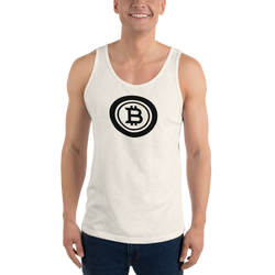 Bitcoin - Men's Tank Top