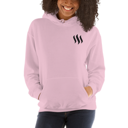 Steem – Women's Embroidered Hoodie