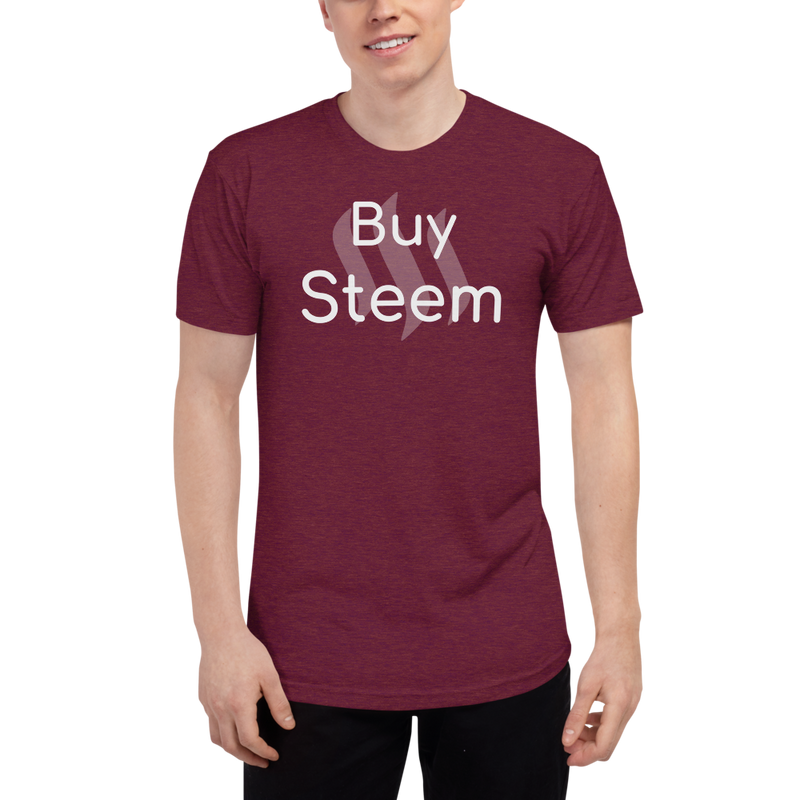 Buy Steem - Men's Track Shirt
