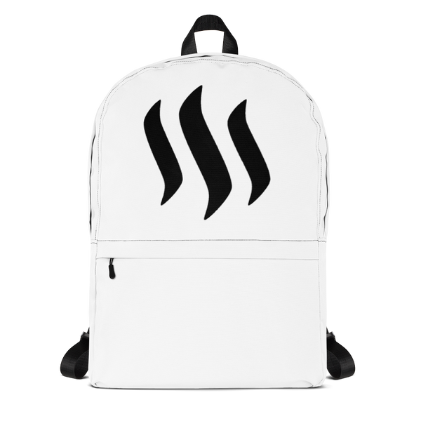 Steem black - Backpack