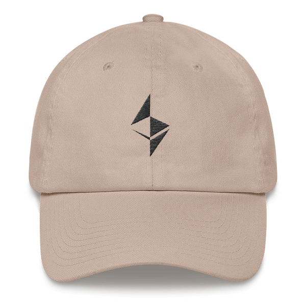 Ethereum surface design - Baseball Cap
