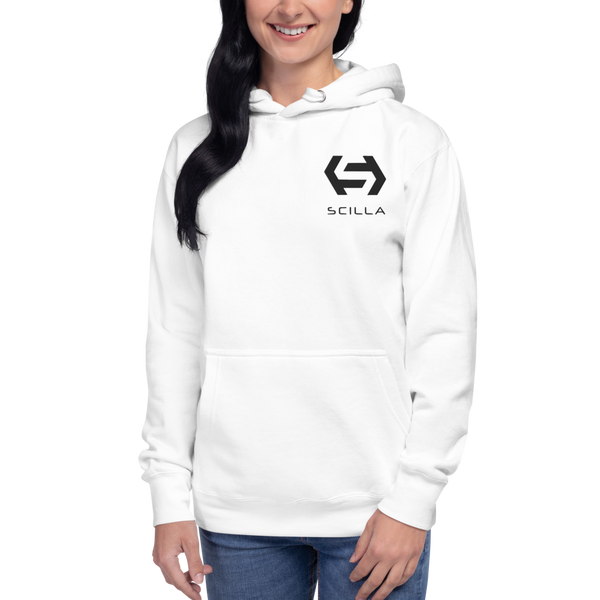 Scilla – Women's Embroidered Pullover Hoodie