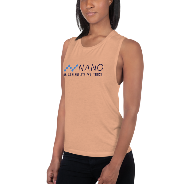 Nano, in scalability we trust – Women's Sports Tank