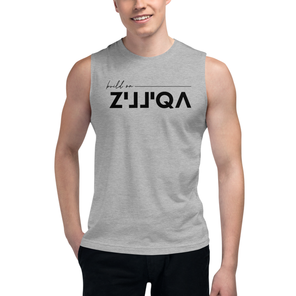 Build on Zilliqa – Men's Muscle Shirt