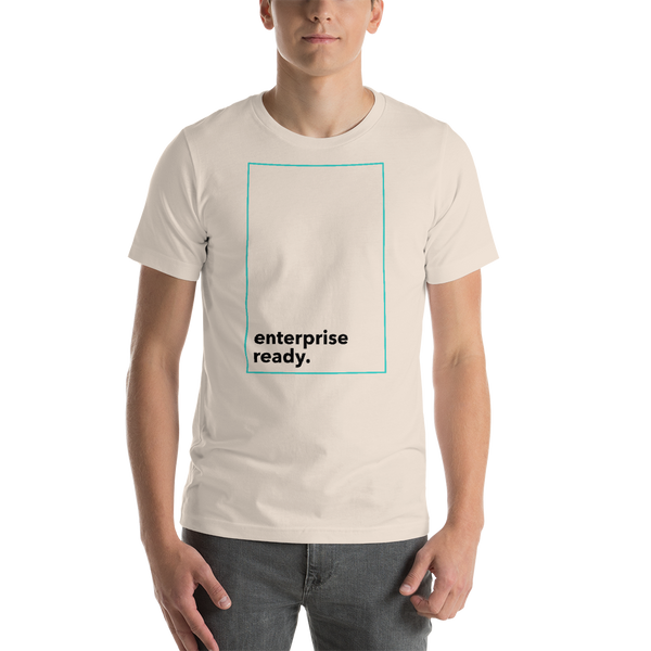 Enterprise Ready (Zilliqa) - Men's Premium T-Shirt